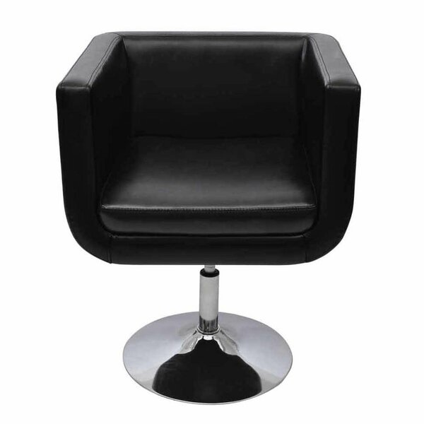Tavarozzi Swivel Armchair By Wrought Studio