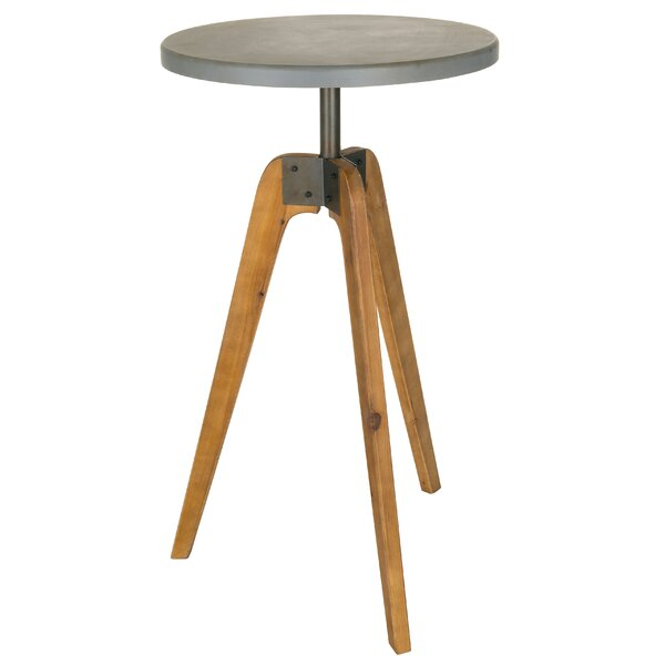 Mahoney End Table by 17 Stories