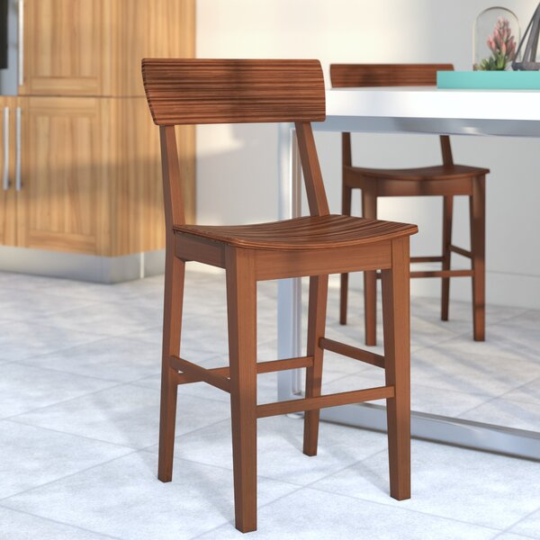 Kassandra 29 Bar Stool by Mercury Row