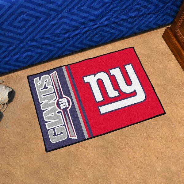 NFL - New York Giants Starter Doormat by FANMATS