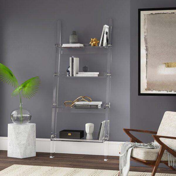Elam Ladder Bookcase by Mercury Row
