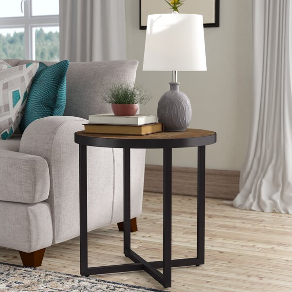 Dillwyn End Table by Three Posts