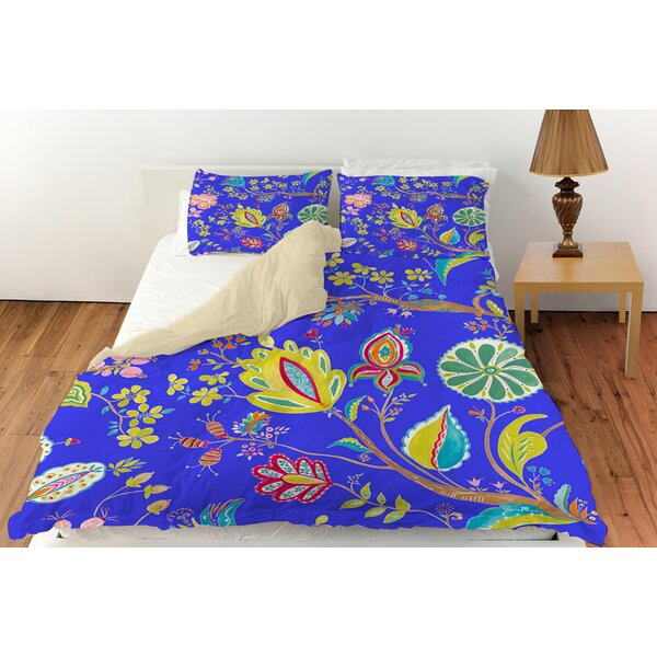 La Roque Summer Floral Duvet Cover Collection