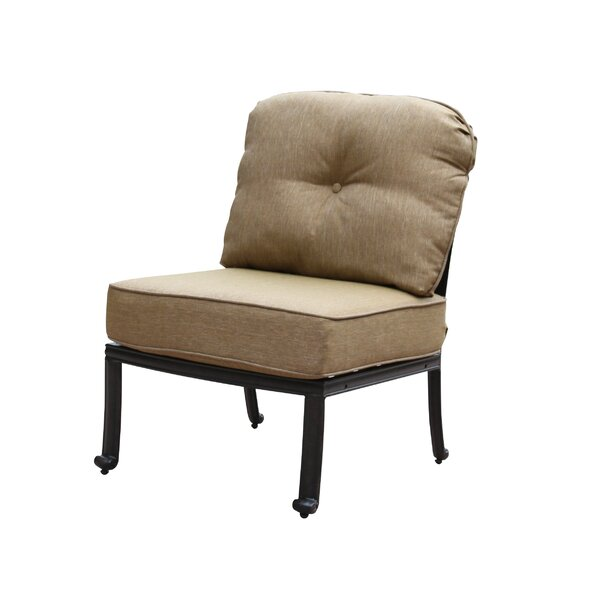 Lebanon Deep Seating Center Sectional Piece Frame by Three Posts