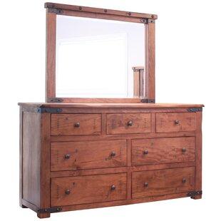 7 Drawer Dresser By Artisan Home Furniture