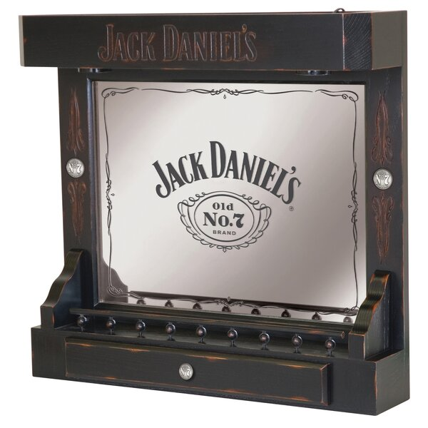 Jack Daniel's Wall Bar by Jack Daniel's Lifestyle Products Jack Daniel's Lifestyle Products
