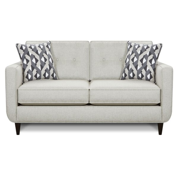 Last Trendy Kenner Loveseat by Brayden Studio by Brayden Studio