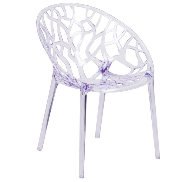 Keeney Contemporary Dining Chair by Orren Ellis