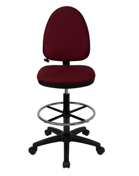 Mid-Back Drafting Chair by Offex