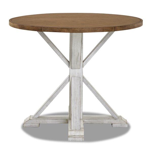 Trisha Yearwood Home High Life Counter Height Dining Table by Trisha Yearwood Home Collection