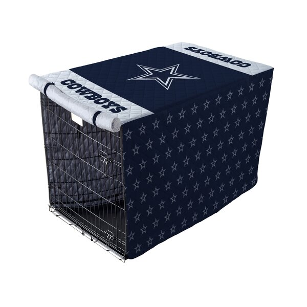 NFL Pet Crate Cover by Pegasus Sports