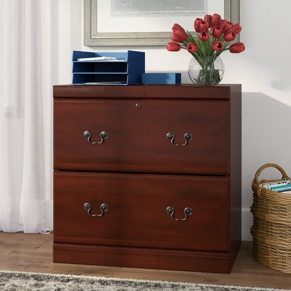 Clintonville 2 Drawer File by Darby Home Co