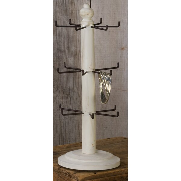 3-Tier Rotating Free Standing Jewelry Post by Tripar