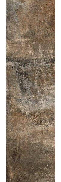 Argile 3 x 12 Porcelain Field Tile in Matte Brown by Tesoro