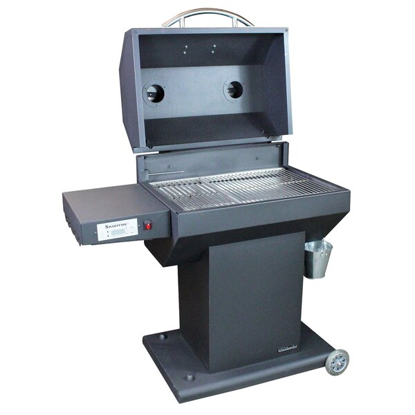 Wood Pellet Grill by United States Stove Company