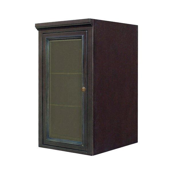 Barton Hill 18 W x 33 H Wall Mounted Cabinet by Sunnywood