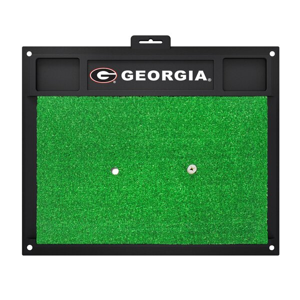 NCAA University of Georgia Golf Hitting Mat by FANMATS