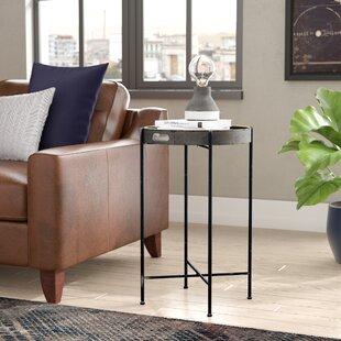 Compare Clintonville End Table ByTrent Austin Design