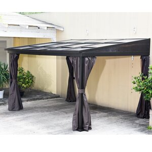 Replacement Mosquito Netting for 10' W x 12' D Scuttle PC Top Gazebo