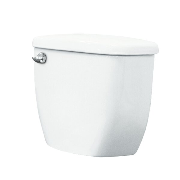 McKinley 1.28 GPF Toilet Tank by Transolid