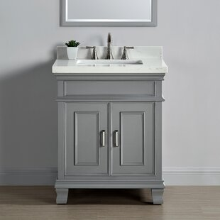 Save Anneke 28 Single Bathroom Vanity Set