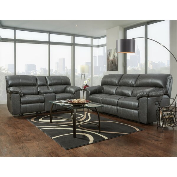 Zhora 2 Piece Reclining Living Room Set by Red Barrel Studio