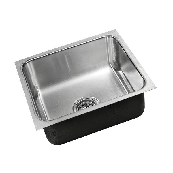 18 L x 16 W Undermount Kitchen Sink
