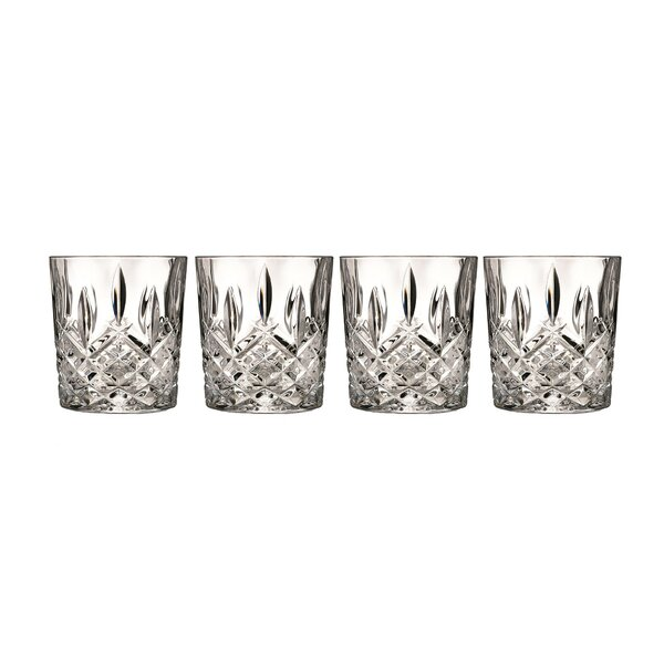 Markham 11 oz. Crystalline Old Fashioned Glass (Set of 16) by Marquis by Waterford