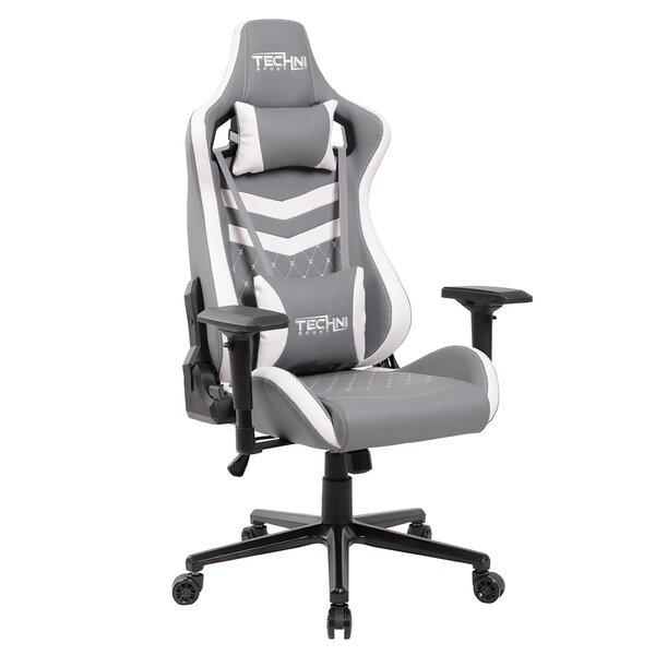 Techni Sport Ergonomic High Back Gaming Chair by Techni Sport