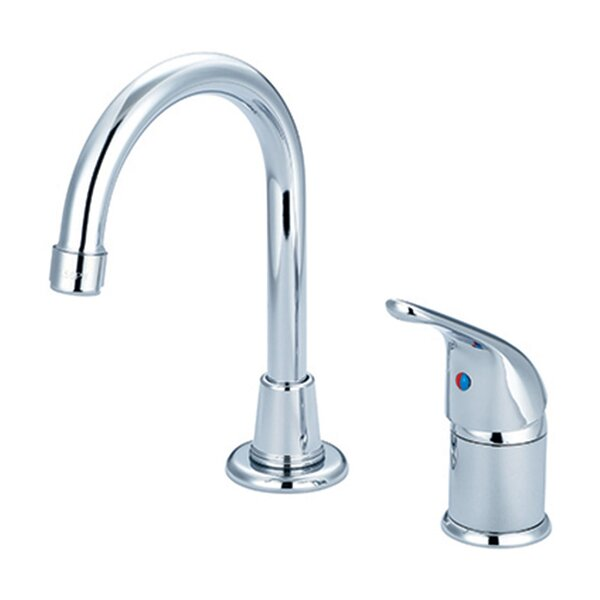 Premium Single Handle Kitchen Faucet by Pioneer Pioneer