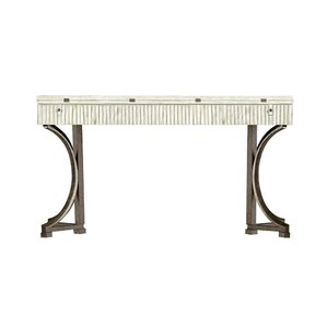 Resort Curl Tide Flip Top Console Table by Stanley Furniture