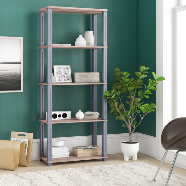 Avendano Etagere Bookcase by Ebern Designs