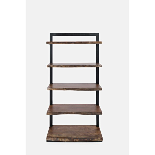 Lisson Nature's Edge 5 Shelf Standard Bookcase By Foundry Select