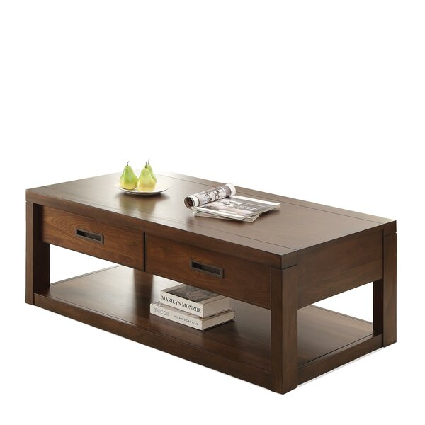 Lancaster Coffee Table by Loon Peak