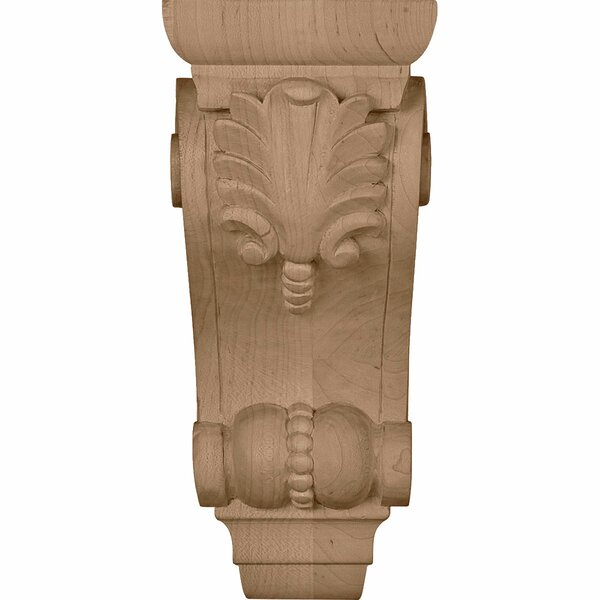 Fig Leaf 13 1/4H x 4 3/4W x 8D Corbel by Ekena Millwork