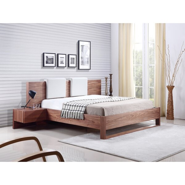Bay Standard Bed by Casabianca Furniture