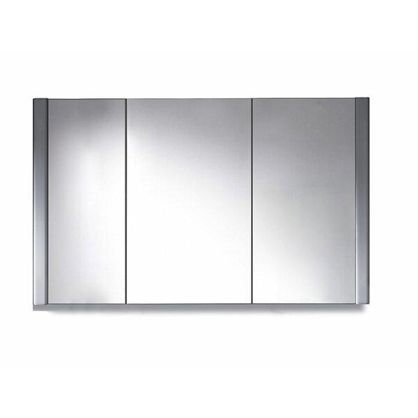 LM Aluminium Mirror cabinet by Duravit