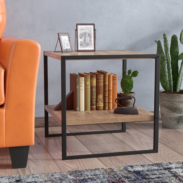Cascade End Table by Trent Austin Design