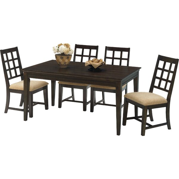 Salman Dining Table by Charlton Home Charlton Home