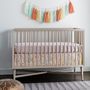 3 In 1 Convertible Piece Crib Set
