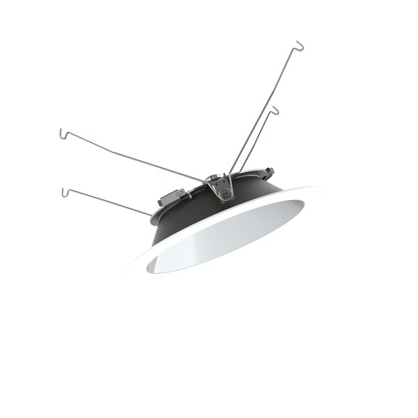 Shallow 6 Reflector Recessed Trim by Halo