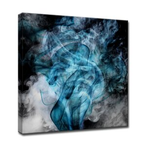 'Glitzy Mist XIV' by Tristan Scott Graphic Art on Wrapped Canvas by Ready2hangart