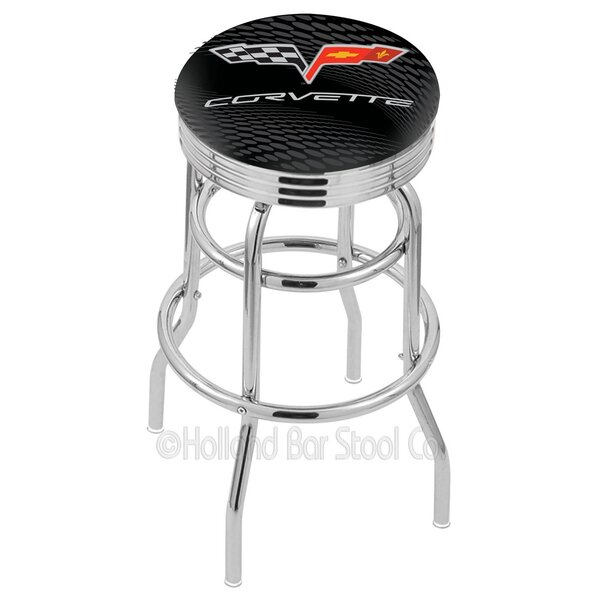 Corvette - C6 30 Swivel Bar Stool by Holland Bar Stool