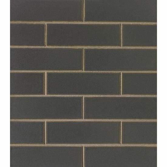 Reverie 2 x 6 Porcelain Subway Tile in Orbit by Grayson Martin