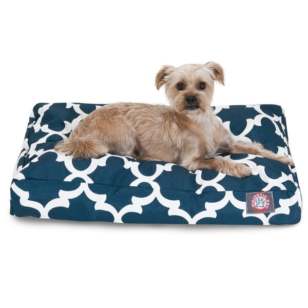 Trellis Rectangular Pillow by Majestic Pet Products
