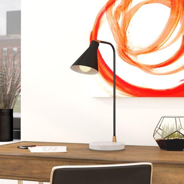 Ronan Metal 21 Adjustable Desk Lamp by Langley Street