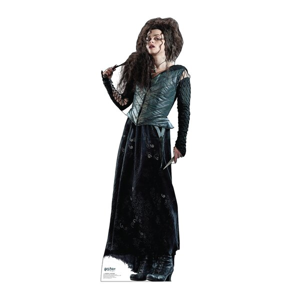 Harry Potter Bellatrix Lestrange Cardboard Stand-Up by Advanced Graphics