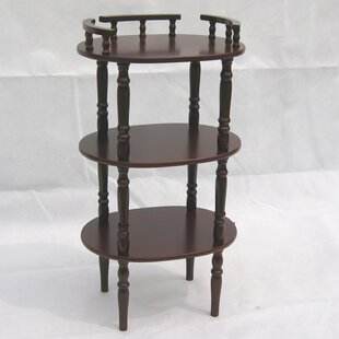 Buchholz Multi-Tiered End Table