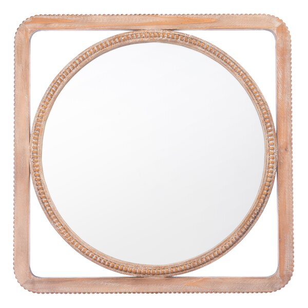 Sunnyside Accent Mirror by Bloomsbury Market