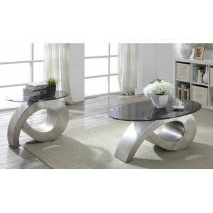Figy 2 Piece Coffee Table Set Orren Ellis